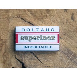 Bolzano scheermesjes 5 stuks
