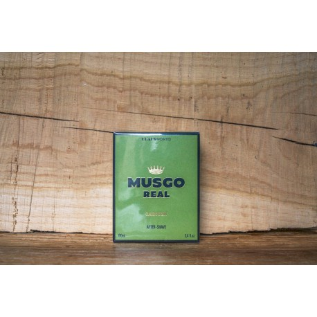 Musgo real - Classic scent after shave 100ml