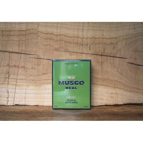 Musgo real - Classic scent pre shave oil 100ml