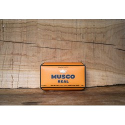 Musgo real - Orange amber soap on a rope 190 gram